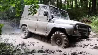 Jeep 5.9 & UAZ 469 PB-MYREC