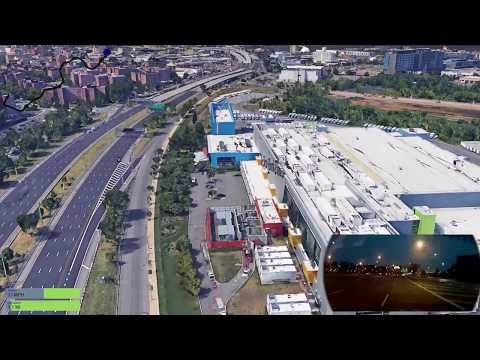 Quick Drive from Queens to Manhattan on Google Earth (5X Speedup)
