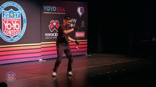 Yo-Yo Contest Finals 1st Place - Evan Nagao