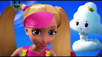 Barbie w świecie gier Dubbing
