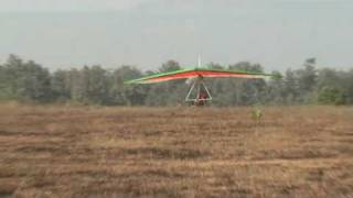 Pioneer of microlight flying in India 3