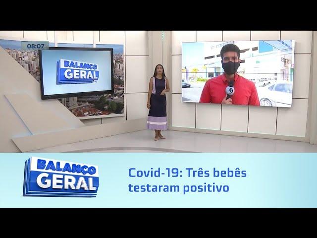 Covid-19: Maternidade Santa Mônica confirma que três bebês testaram positivo para a doença