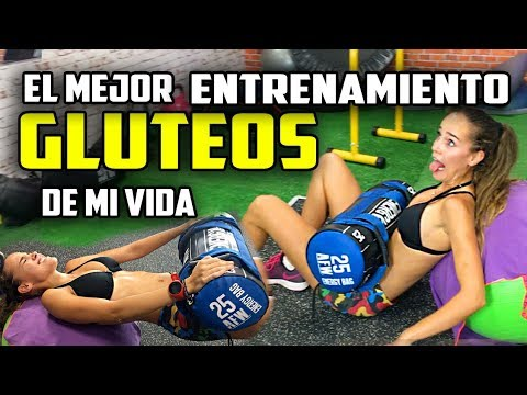 EL MEJOR ENTRENAMIENTO DE GLUTEOS DE MI VIDA || SUPER GLUTEOS FIRMES