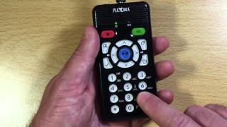 Dictaphone PlexTalk Pocket PTP1 Enregistreur DAISY Audio MP3