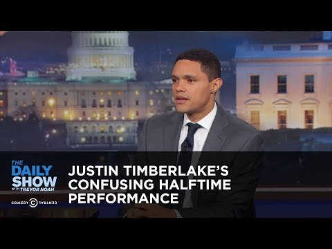 Between the Scenes - Justin Timberlake