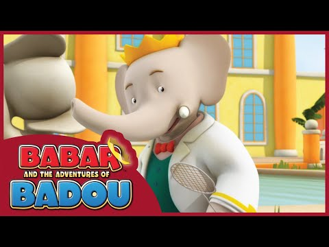 Babar And The Adventures Of Badou | Birdie Bonk/Badou On The Ball - Ep.  18