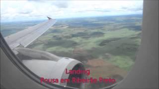 São Paulo (CGH) para Ribeirão Preto - TAM Linhas Aéreas A320