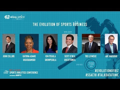The Evolution of Sports Business