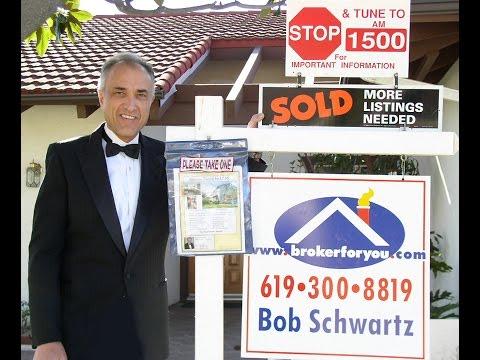 San Diego Home Prices - Real Estate Broker San Diego California - www.brokerforyou.com
