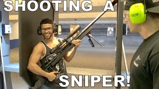 SHOOTING THE CRAZIEST GUNS IN THE WORLD!! (Sniper)