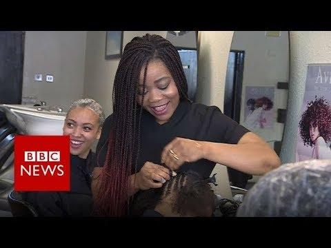 Royal Wedding: Black Britons on the 'Meghan effect' - BBC News