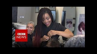 Royal Wedding: Black Britons on the 'Meghan effect' - BBC News