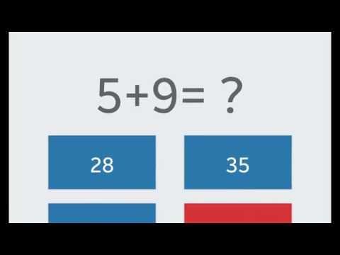 Math Dashboard
