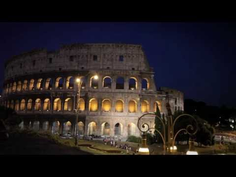 The Colosseum | Rome, Italy | Stock Footage [HD]