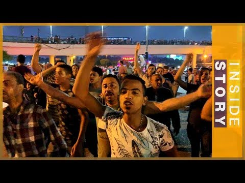 Will The Protests Against Egypt's President Spread? | Inside Story