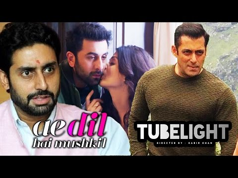 Salman Khan's Tubelight NEW Look, Abhishek Bachchan On Aishwarya-Ranbir HOT Chemistry | Weekly News