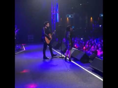 Maiara e Fernando cantam juntos  show em São Paulo 3103