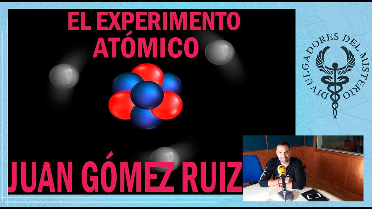 El experimento atómico por Juan Gómez Ruiz