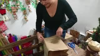 Изготовление крафт пакета.(, 2018-02-08T16:13:31.000Z)