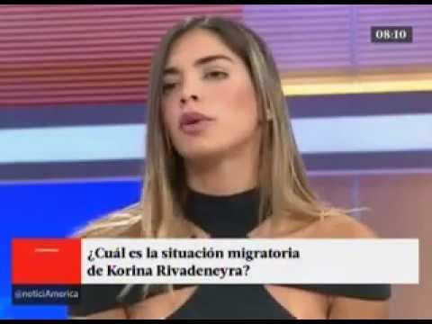 Korina Rivadeneira solicitó al presidente Pedro Pablo Kuczynski que revise su caso Radio Tarapoto