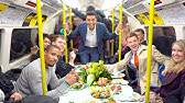 I Opened A 5 Star Restaurant On A London Underground Train