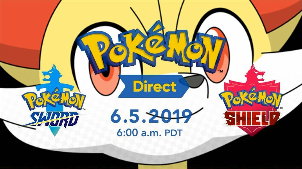 Sword Doggo Pokemon Direct Live Reaction 6 05 19 Pokemon Sword