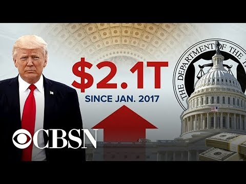 National debt hits record high of $22 trillion