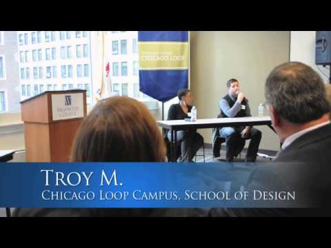 Westwood 100 grads speak at new Chicago campus