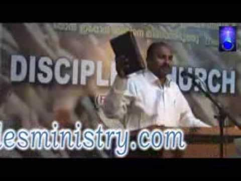 Pastor Shaji s, Malayalam Christian Message ,And when the devil was cast out, the dumb spake