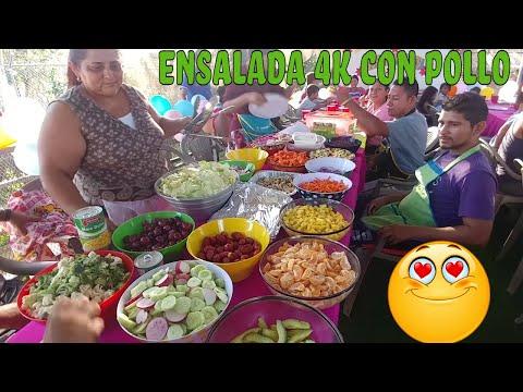 Por primera vez comiendo saludable en El Salvador 4K😁. Ya somos 400k gracias suscriptores. Parte 15