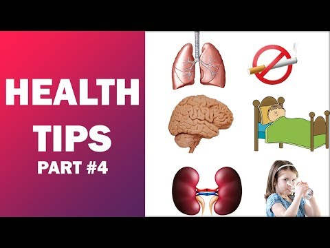 Health Tips - Part4 | Healthy Tips To Improve Your Digestive System | Janva Jevu