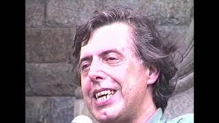 A EAV Parque Lage - Luiz Aquila, diretor do Parque Lage e artista plástico.