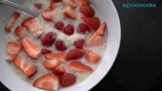 Pomysły na smaczne śniadania (fit food) Thumbnail