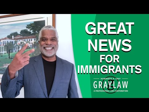 Alejandro Mayorkas Immigration Policy - Great News for Immigrants - GrayLaw TV