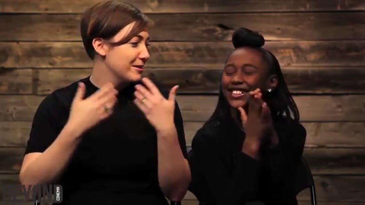 "Download Anna Rose Holmer & star Royalty Hightower talk ""The Fits"" at Sundance '16"