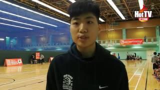 學界精英籃球(第一階段) 漢華贏裘錦秋(葵涌)