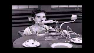 ОБЕД. Видеоклип фильма Чарли Чаплина