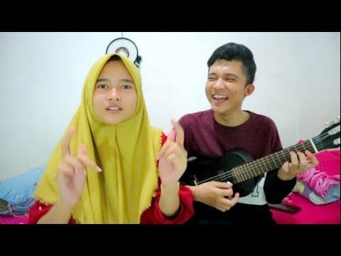 Lagi Syantik - Siti Badriah Cover Reni Beatbox Guitalele