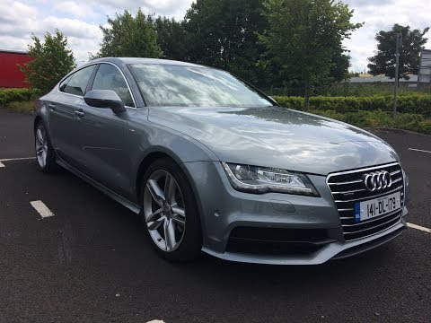 Review & Test Drive: 2014 Audi A7 S Line 3.0 TDI S Tronic