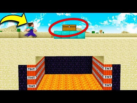 BEST INVISIBLE TRAPS, BASES & HOUSES IN MINECRAFT!