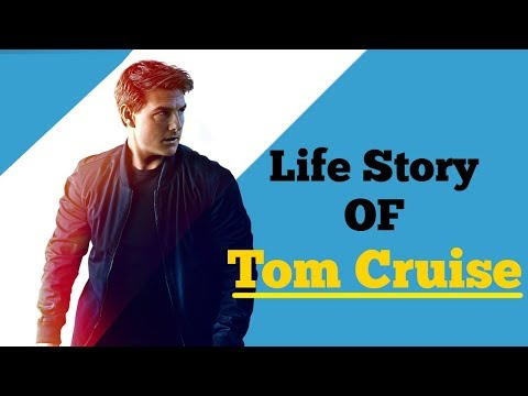 Tom Cruise Life Story - Nothing is Impossible | Incredible Tube
