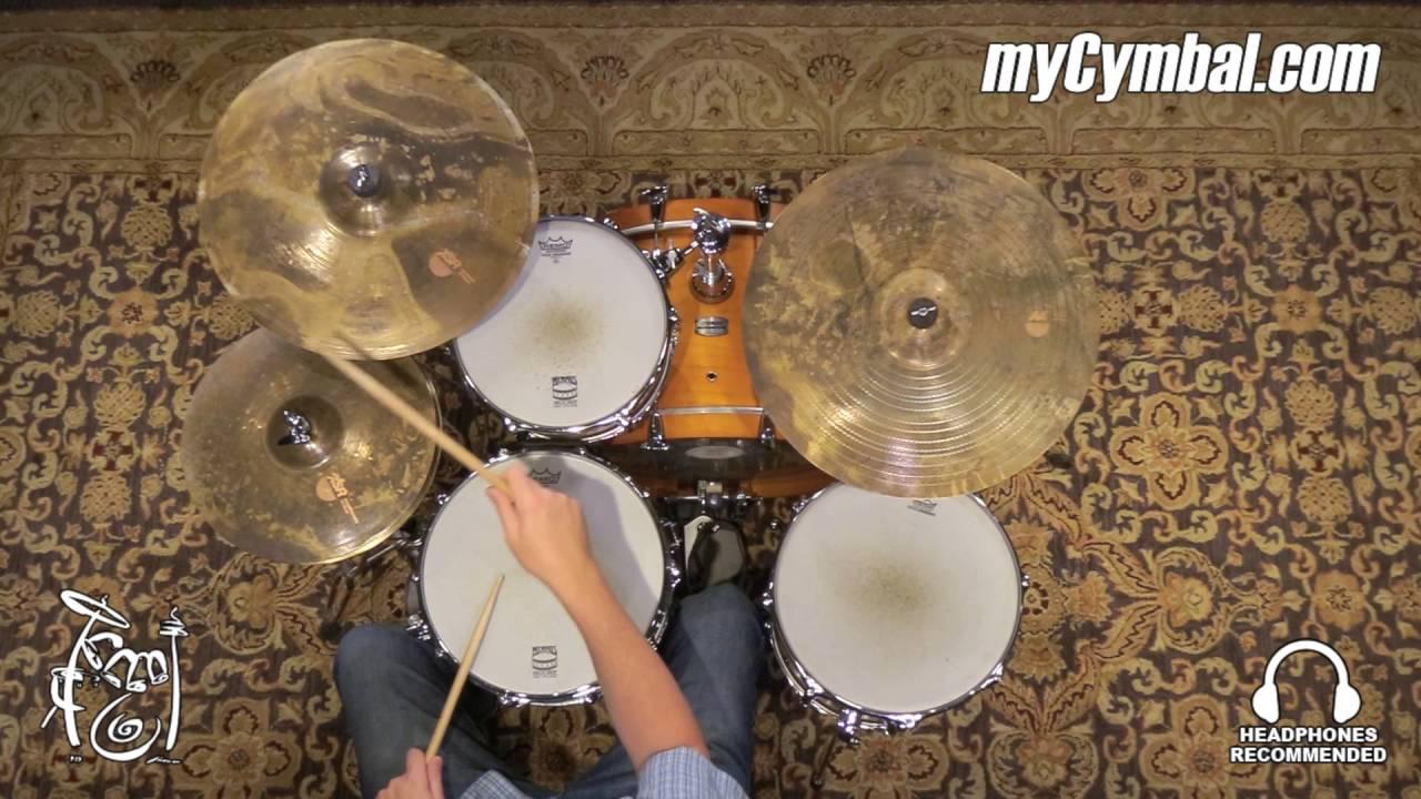 sabian 18 big ugly xsr monarch crash cymbal 1331g xsr1880m 1082316d youtube. Black Bedroom Furniture Sets. Home Design Ideas