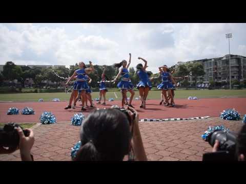 RGS Richardson Cheerleading 2017