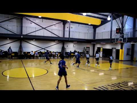Tri-State Ballers Blue vs D-Nation - MHYSA Tournament - Memphis, TN - March 24, 2018