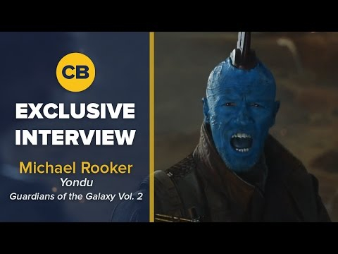 Michael Rooker Talks Guardians of the Galaxy Vol.  2