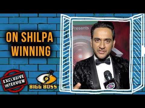 Vikas Gupta Exclusive Interview After Bigg Boss 11 | On Shilpa Shinde Being Bigg Boss 11 Winner