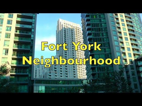 Fort York Neighbourhood - Toronto