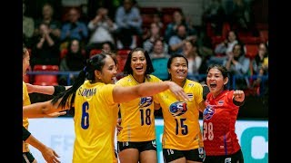 ไทย vs อิตาลี | Volleyball Montreux Masters 2019