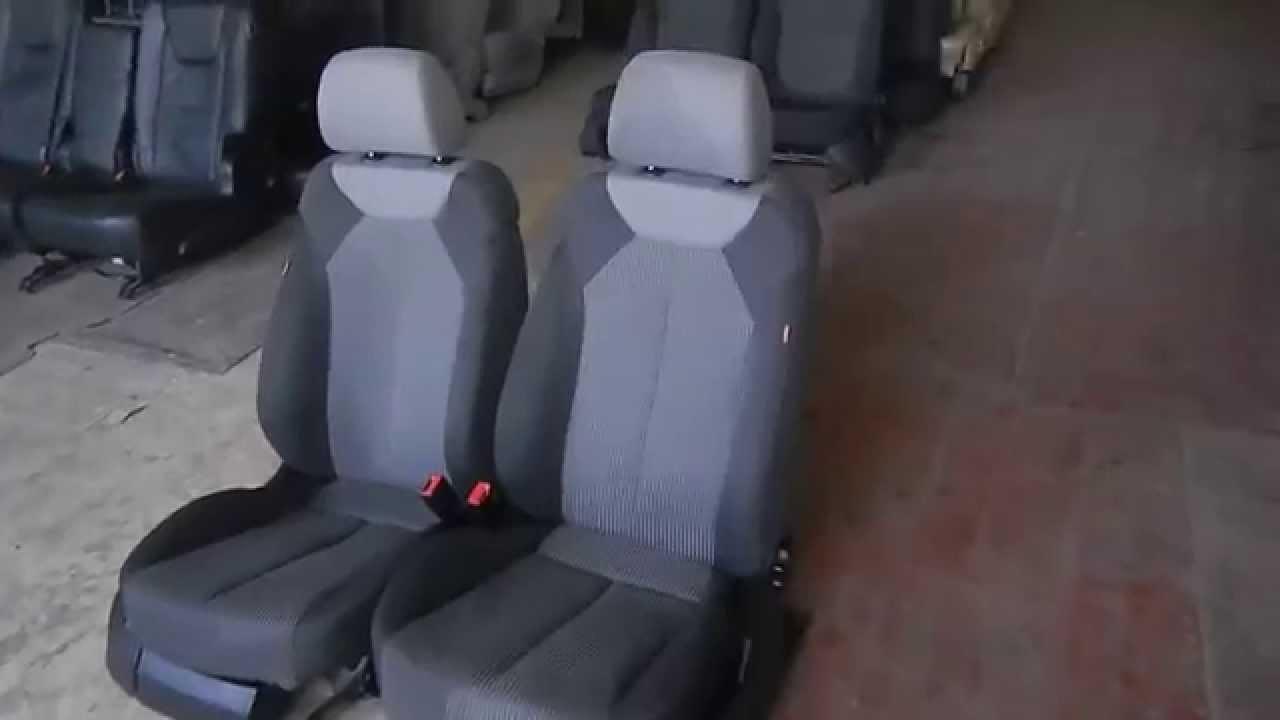 STLN-2 Seat Leon - передние сиденья