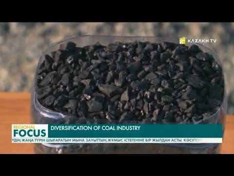 Kazakhstan's coal industry is moving towards accelerated diversification